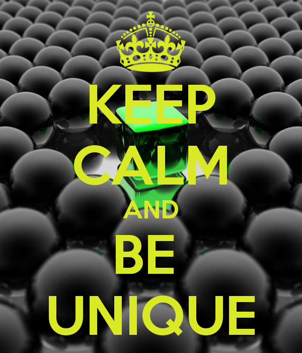 keep-calm-and-be-unique-350